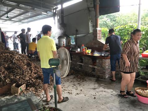 东莞大王洲农家乐