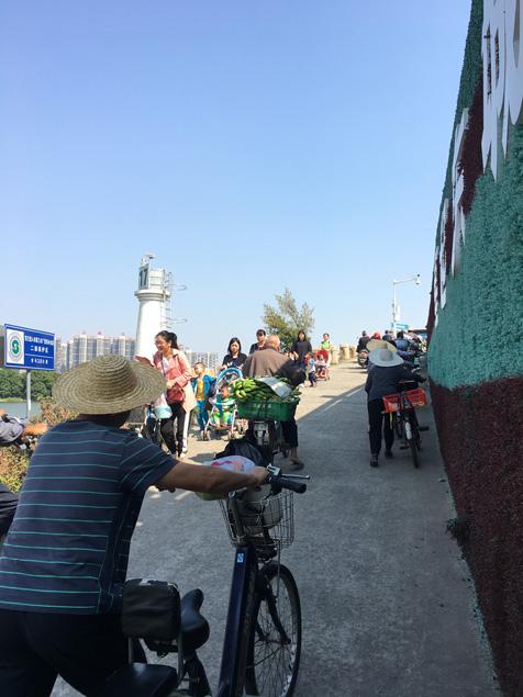 樟村渡口斜坡路