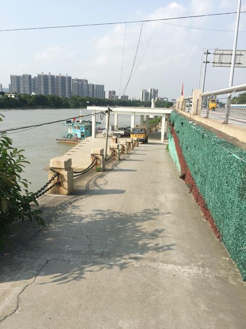 大王洲樟村渡口