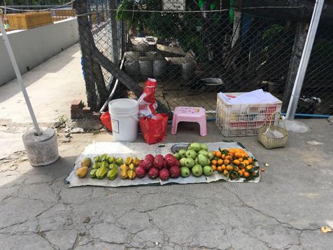 大王洲水果