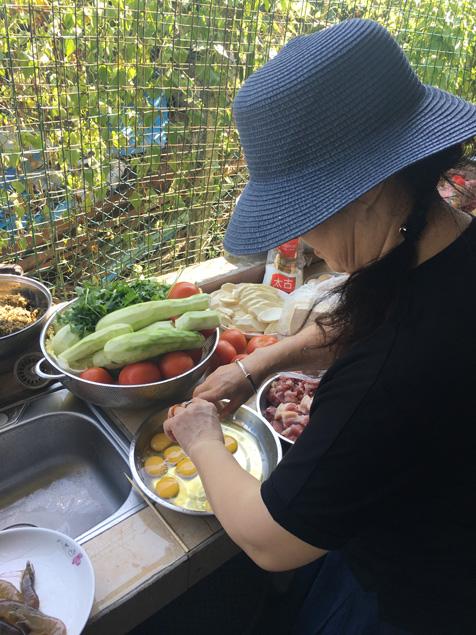 东莞可以自己做饭的农庄