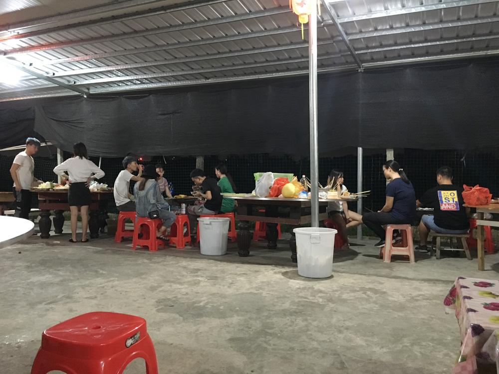 大王洲烧烤场